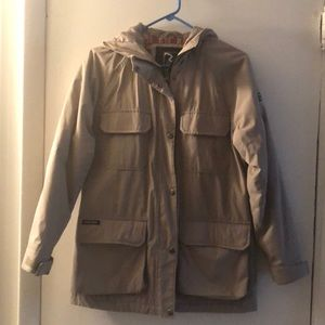 Zeroxposur Tan Hooded Jacket